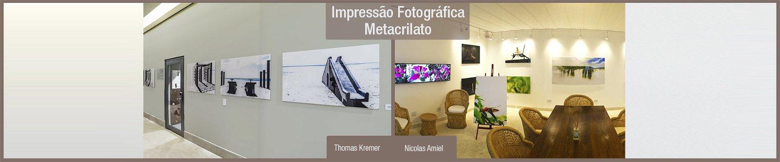 Impressão Fotográfica em Metacrilato