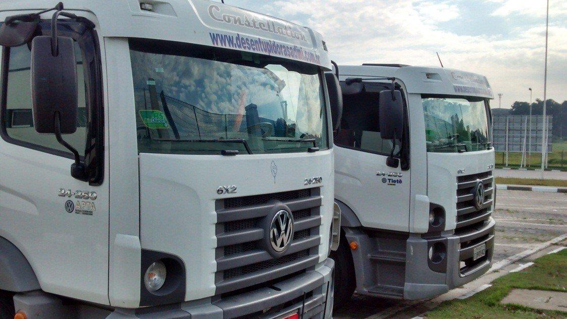 Transporte de Efluentes, Resíduos Industriais no ABCD SP