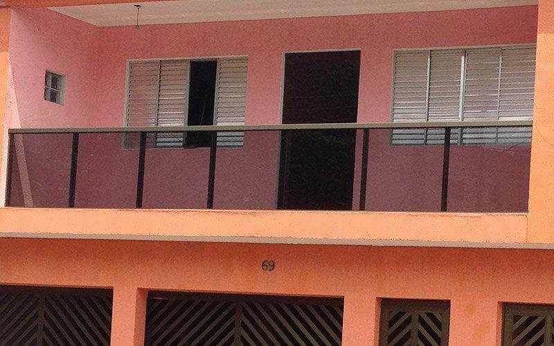 Corrimão e Guarda Corpo em Alumínio em São Caetano SP