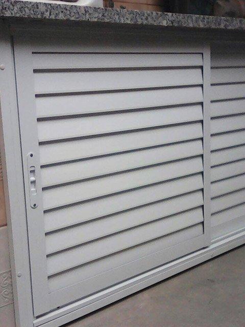 Loja de Fábrica Portas de Alumínio