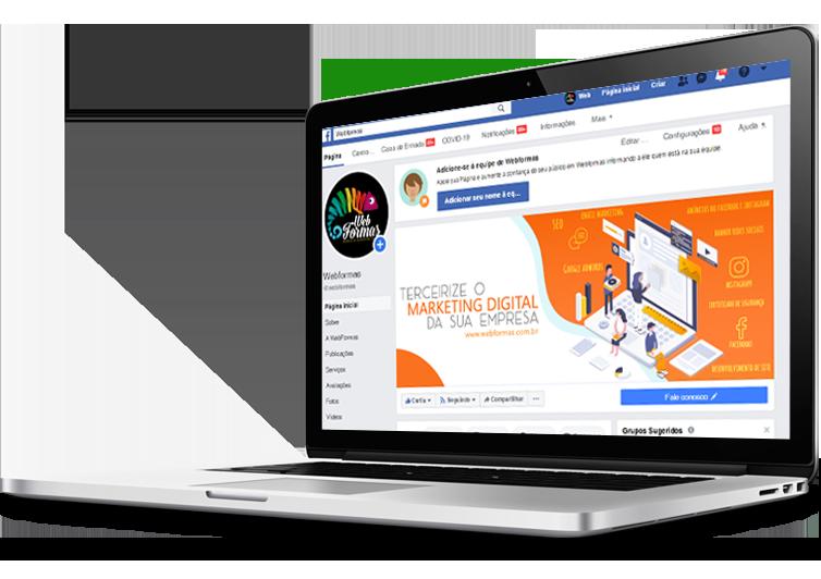 Criação de FanPage e Anúncios no Facebook Ads