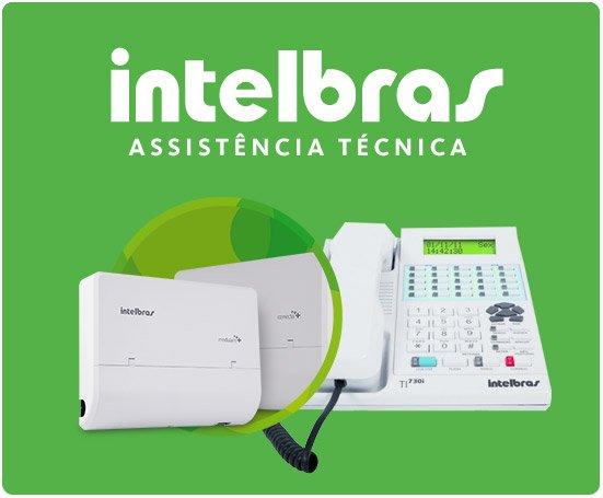 Assistência Técnica PABX INTELBRAS em SP