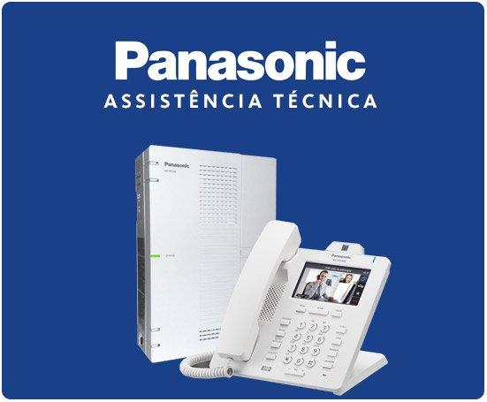 Assistência Técnica PABX PANASONIC em SP
