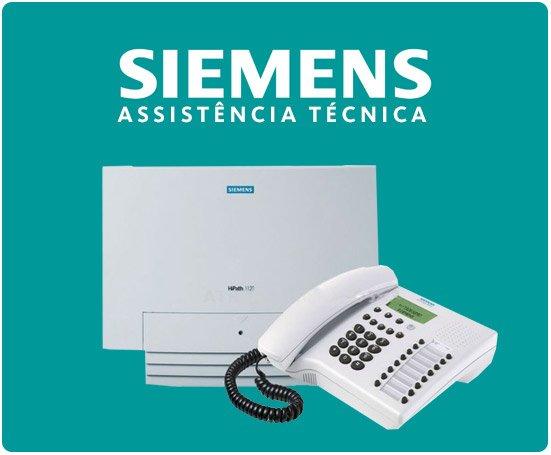 Venda, Instalação de redes telefônicas, Assistência Técnica e manutenção preventiva e corretiva em equipamento telefônico PABX SIEMENS (11) 5071-6268