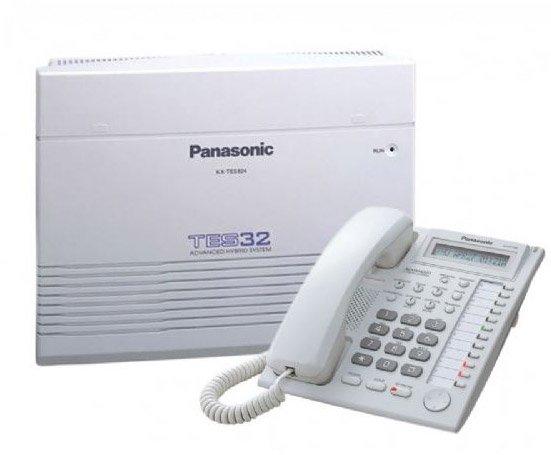 Central Telefônica Panasonic em SP