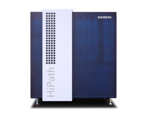 Central Telefônica Siemens em SP