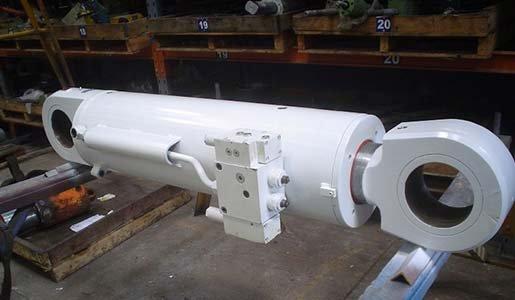 Cilindros Hidráulico e Pneumático - Fabricação e Recuperação