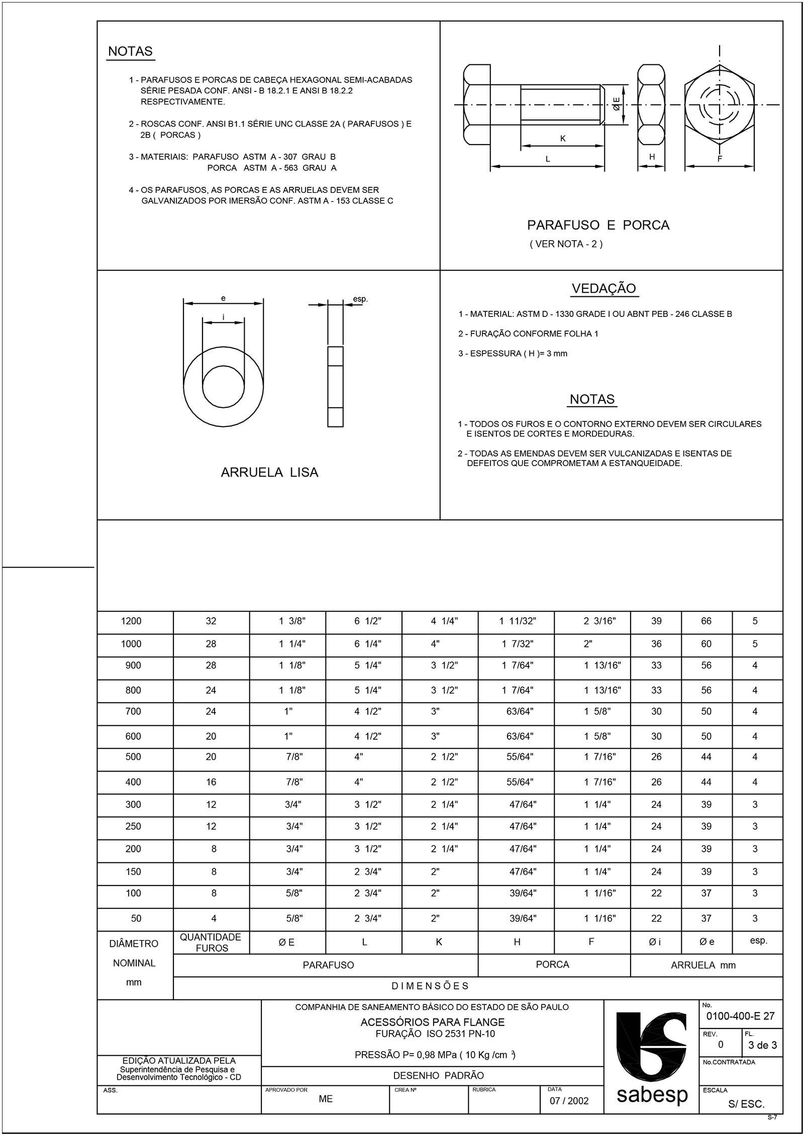 Parafuso Allen Cabeça Cilíndrica com Sextavado Interno DIN 912