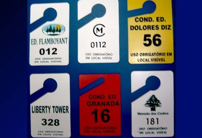 Placas Indicativas em PVC em São Paulo