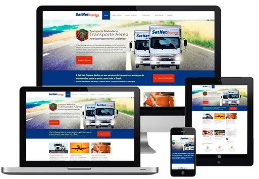 Empresa de Criação de Sites