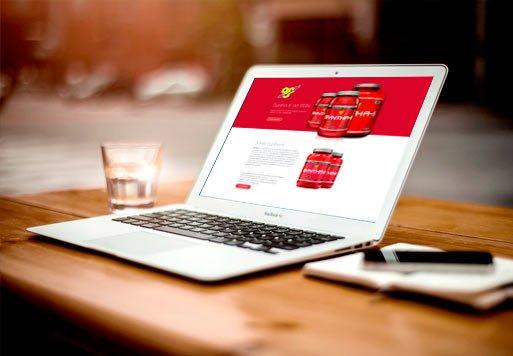 Empresa de Criação de Hotsite e Landing Pages