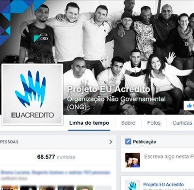 Anúncio para o Facebook